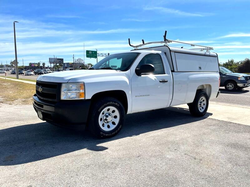 Chevrolet Silverado 1500 Work Truck 2WD 2011