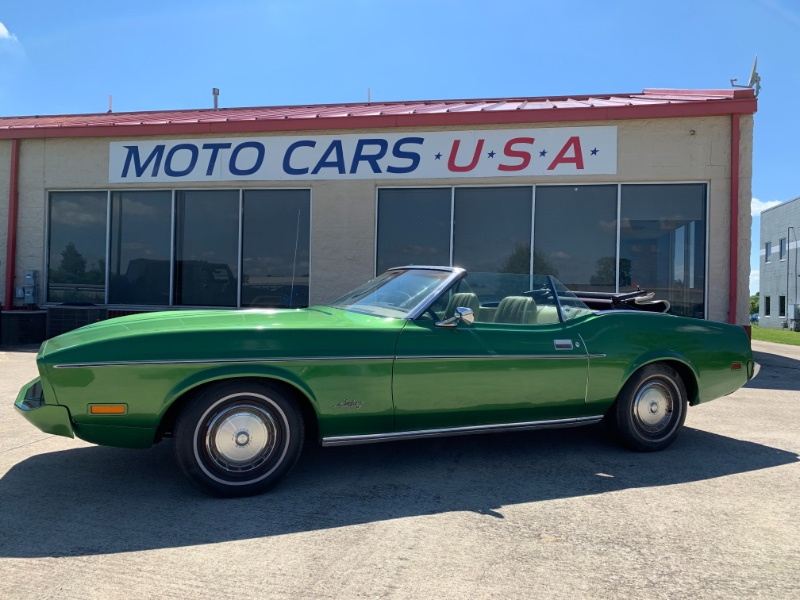 1973 Ford Mustang 2dr Conv