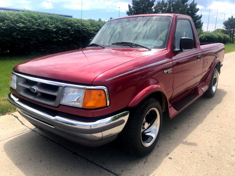 1996 Ford Ranger XL Reg. Cab Short Bed 2WD