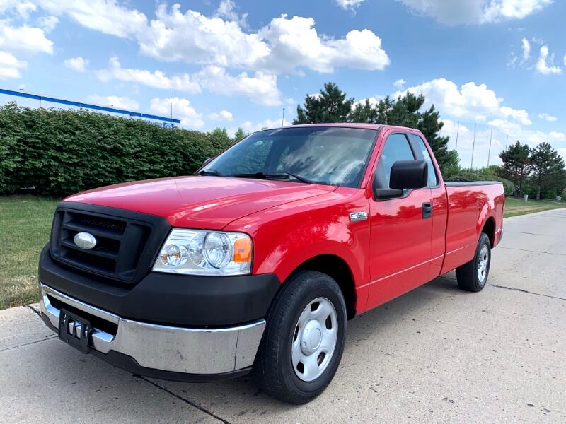 2007 Ford F-150 XL Long Box 2WD
