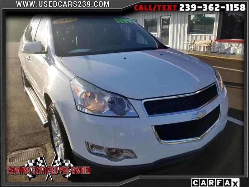 2012 Chevrolet Traverse 2LT FWD