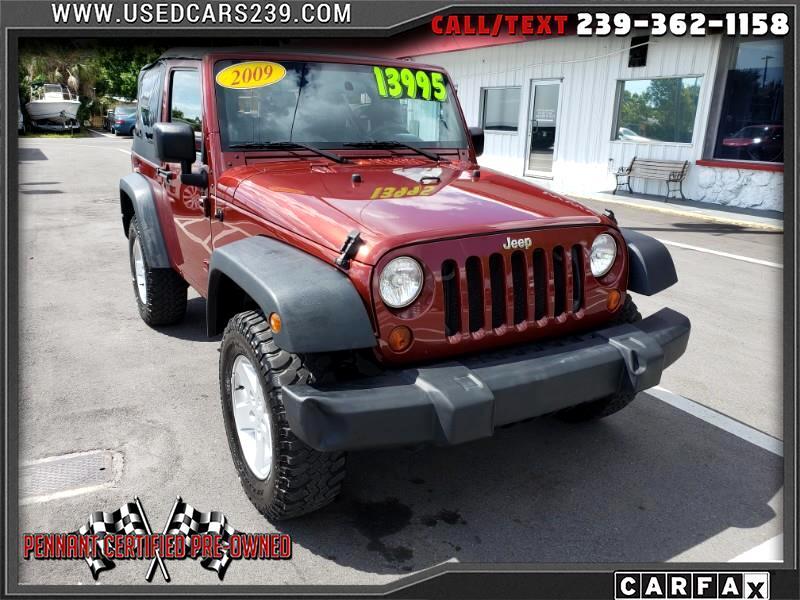 2009 Jeep Wrangler X