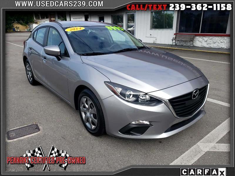 Mazda MAZDA3 i Sport AT 5-Door 2014