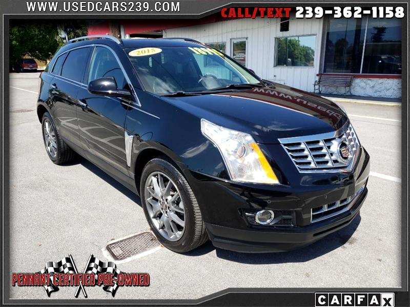 Cadillac SRX Performance Collection FWD 2015