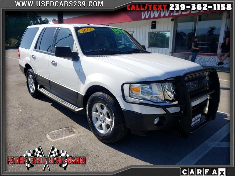 Ford Expedition 2WD 4dr XL 2011