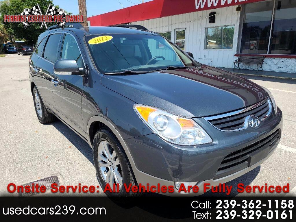 Hyundai Veracruz FWD 4dr Limited 2012