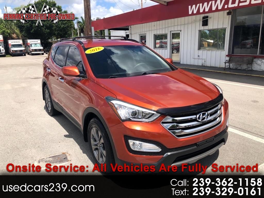 Hyundai Santa Fe Sport AWD 4dr 2.4 2016