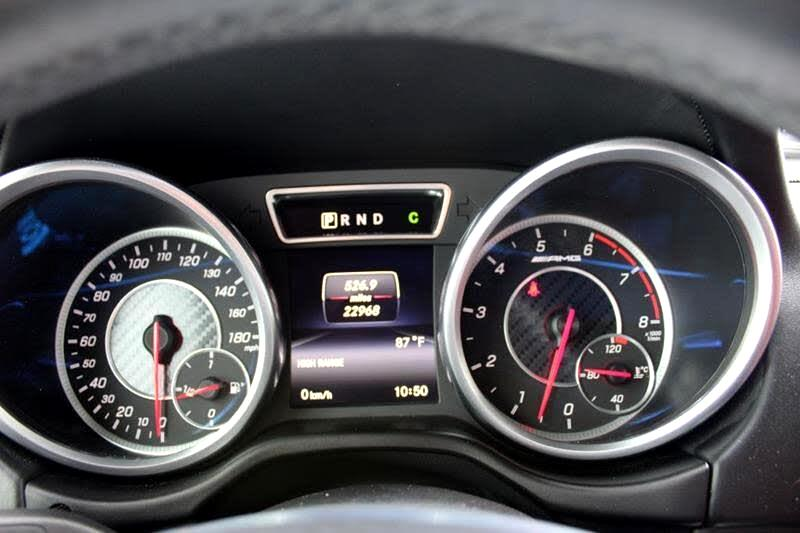 2016 Mercedes-Benz G-Class G65 AMG 4MATIC
