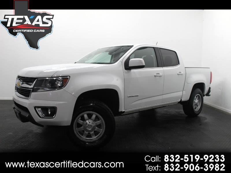 2015 Chevrolet Colorado LT Crew Cab 2WD Long Box