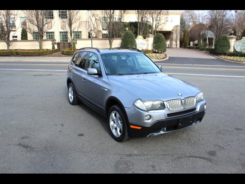 2008 BMW X3 3.0i