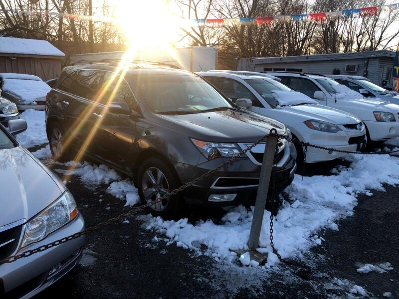 2012 Acura MDX 4WD 4dr