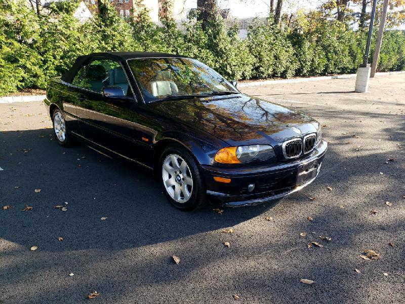BMW 3-Series 325Ci convertible 2001