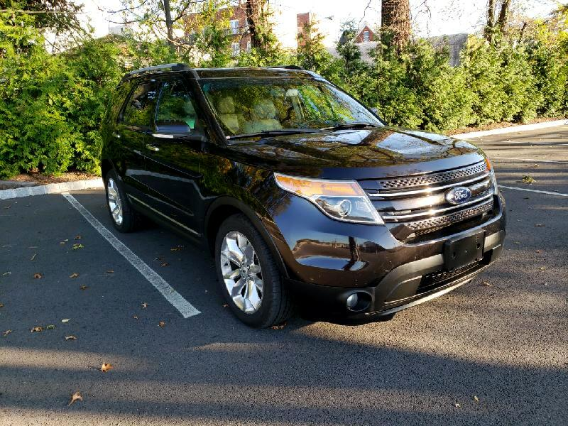 Ford Explorer Limited 4WD 2014