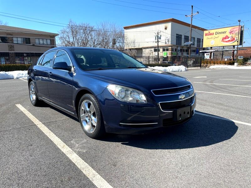 Chevrolet MALIBU LS Base 2010
