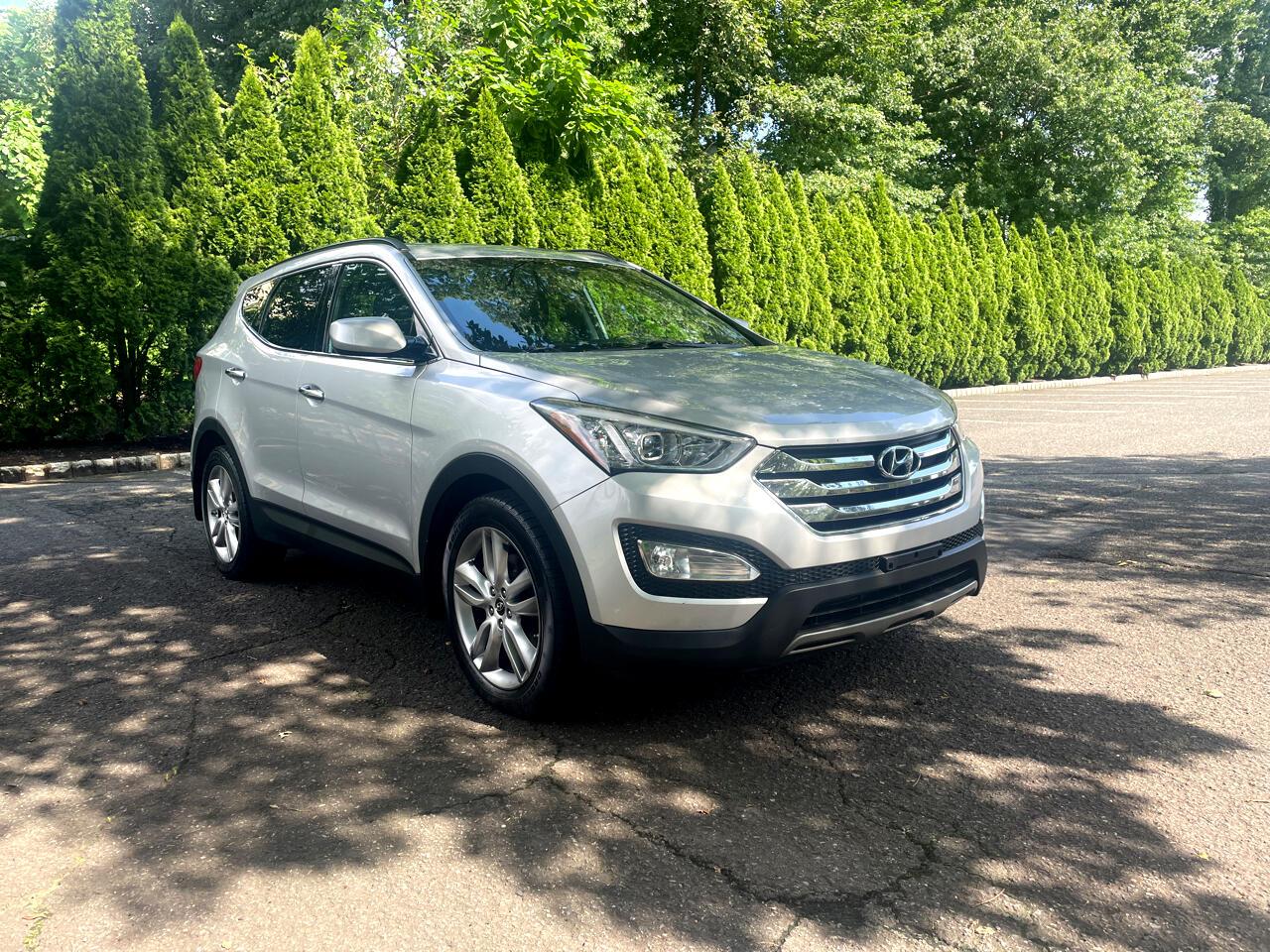Hyundai Santa Fe AWD 4dr 2.0T Sport 2013