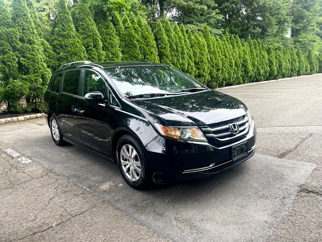 Honda Odyssey 5dr EX 2014