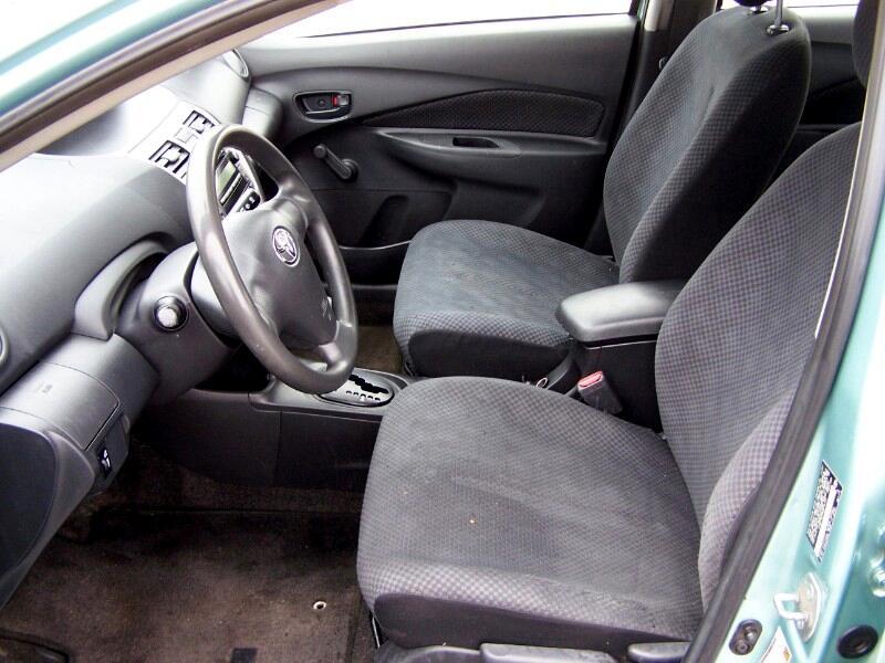 2008 Toyota Yaris Sedan