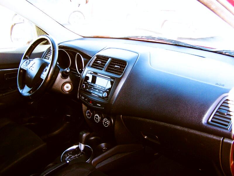 2015 Mitsubishi Outlander Sport ES 2WD