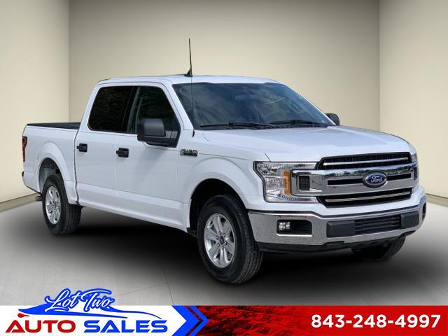 2019 Ford F-150 King-Ranch SuperCrew 5.5-ft. 2WD
