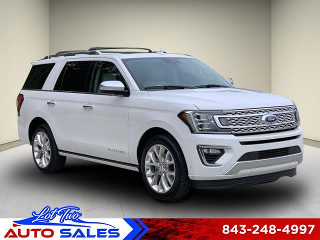 2019 Ford Expedition Platinum 2WD