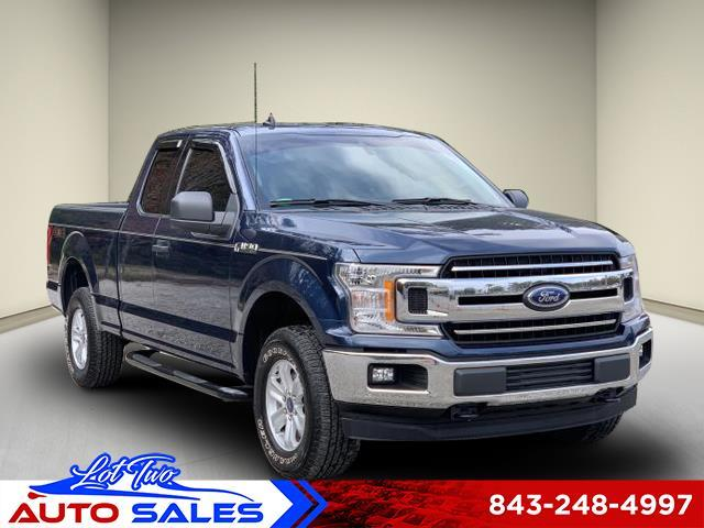 2019 Ford F-150 XLT SuperCab 8-ft. Bed 4WD