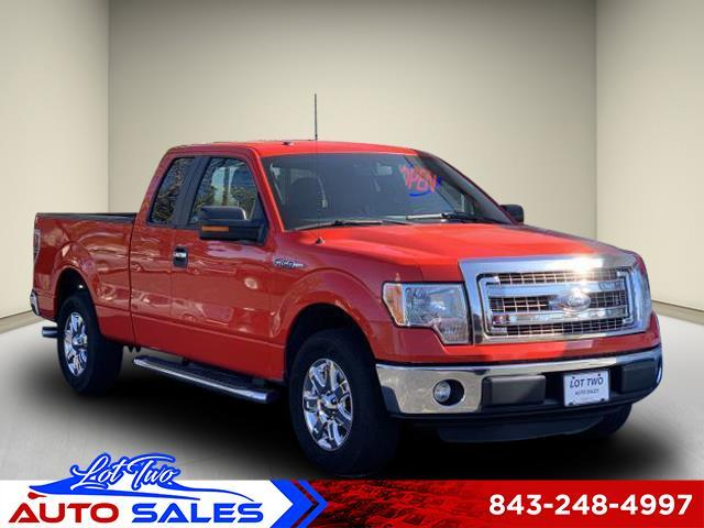 Ford F-150 XLT SuperCab 8-ft. Bed 2WD 2013