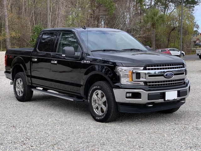 2019 Ford F-150 King-Ranch SuperCrew 5.5-ft. 4WD
