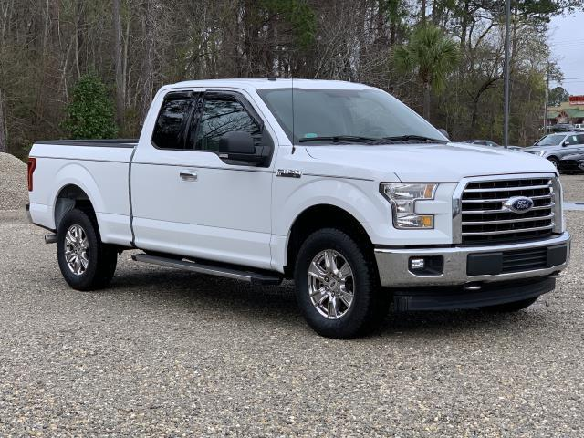 Ford F-150 XLT SuperCab 8-ft. Bed 4WD 2017