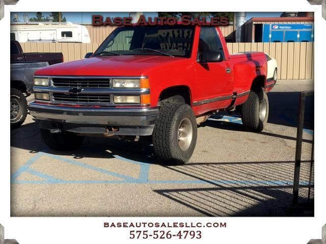 1997 Chevrolet C/K 1500 Reg. Cab W/T 6.5-ft. Bed 4WD