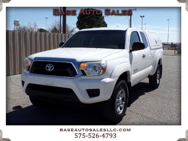 2013 Toyota Tacoma Club Cab Pickup