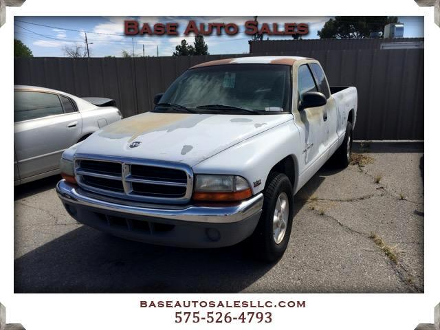 1997 Dodge Dakota Club Cab 2WD