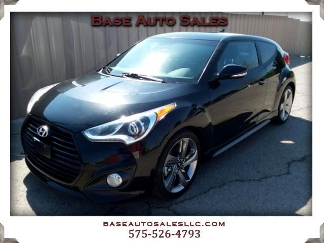 2015 Hyundai Veloster Turbo 6MT