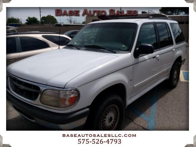 1998 Ford Explorer XL 4-Door 2WD