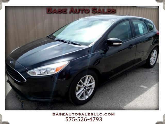 2016 Ford Focus 4dr Wgn SE Base