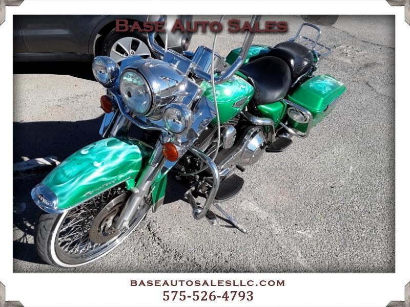 2006 Harley-Davidson FLHRCI Custom
