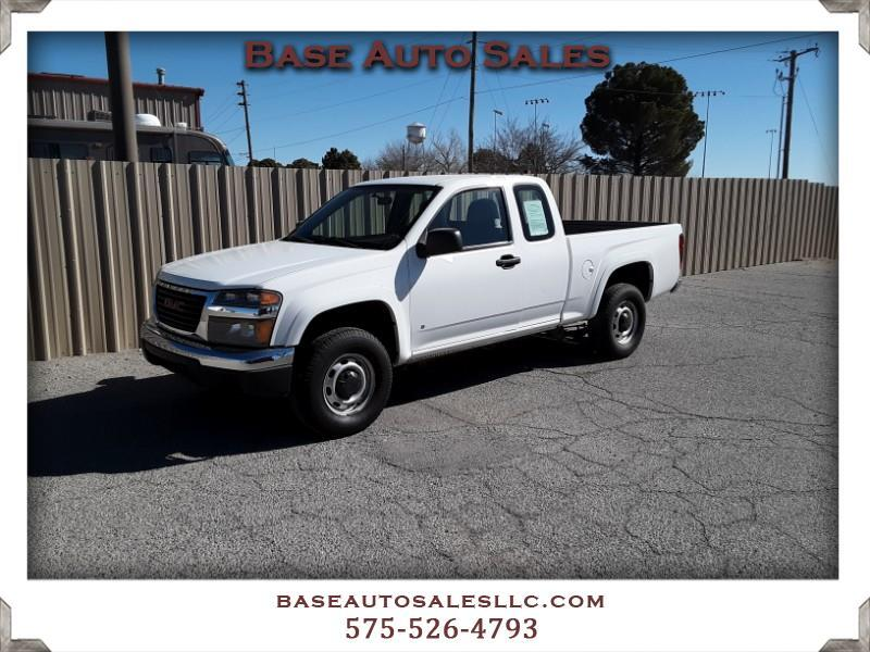 2006 GMC Canyon SL Ext. Cab 4WD