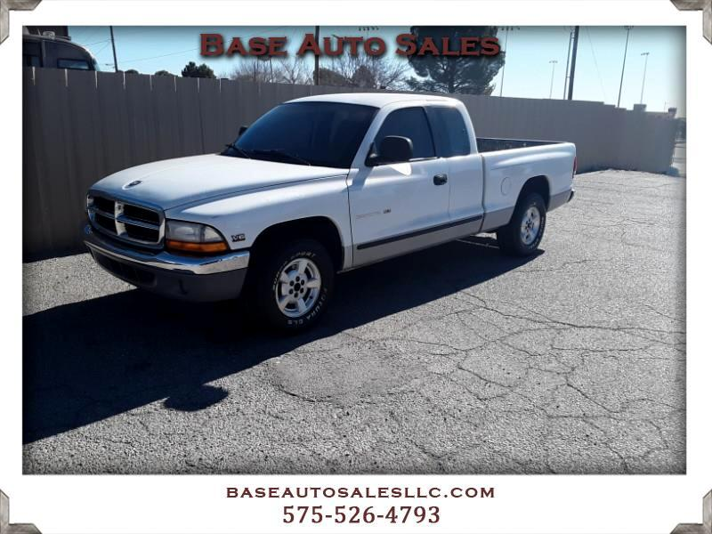Dodge Dakota Club Cab 2WD 1997