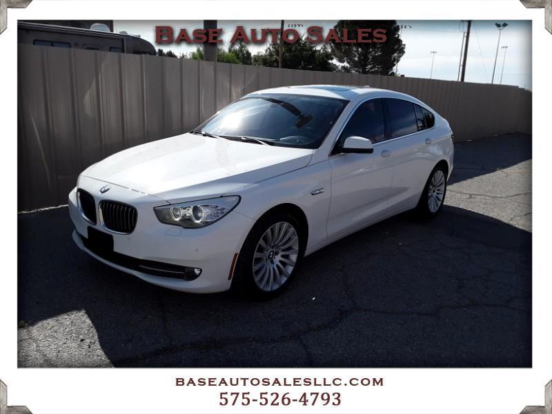 2013 BMW 5-Series Gran Turismo 535i
