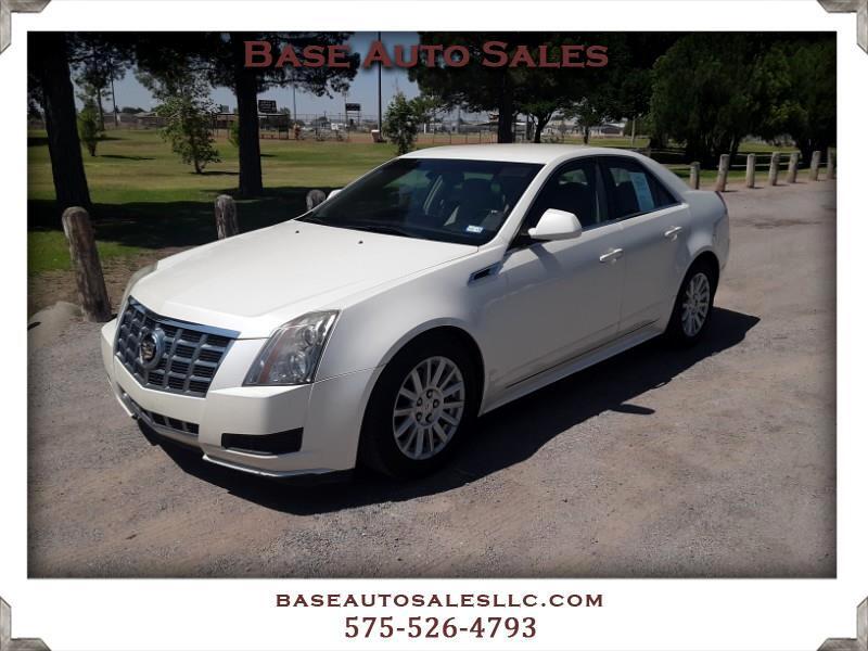2013 Cadillac CTS Luxury w/ Navi