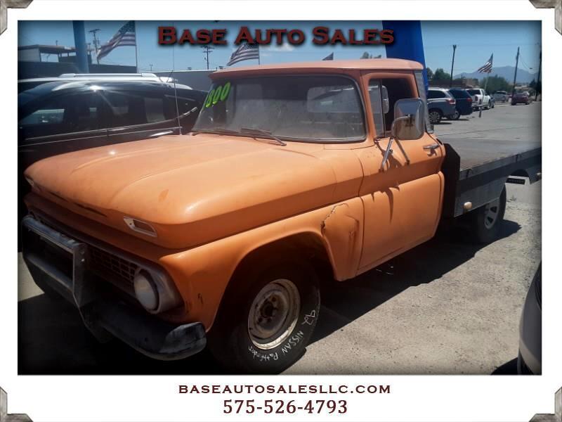 1963 Chevrolet C/K