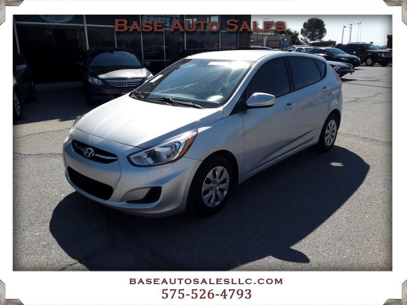2016 Hyundai Accent Sport 5-Door 6A