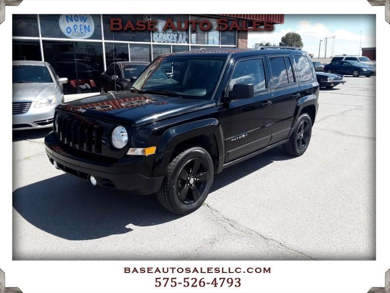 Jeep Patriot Sport 4WD 2015