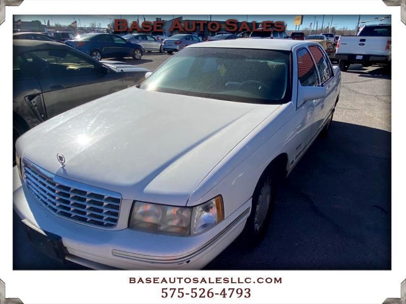 Cadillac DeVille Base 1999