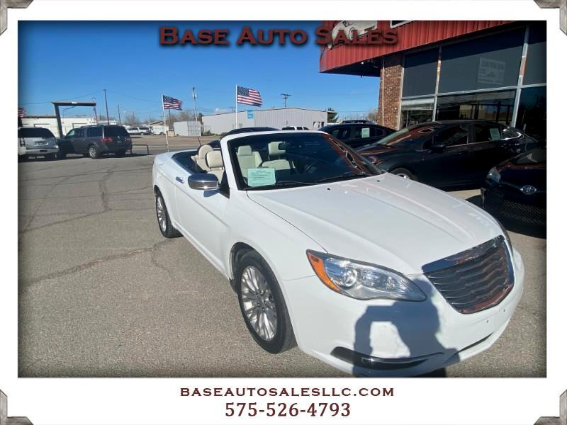 Chrysler 200 Limited Convertible 2014