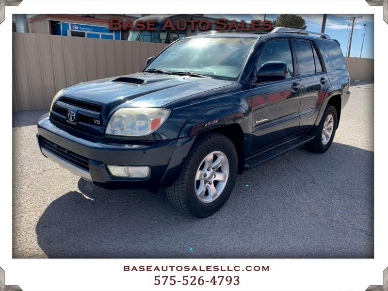 Toyota 4Runner Sport Edition 2WD 2004