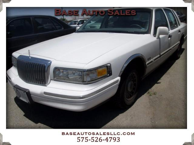 1997 Lincoln Town Car Executive