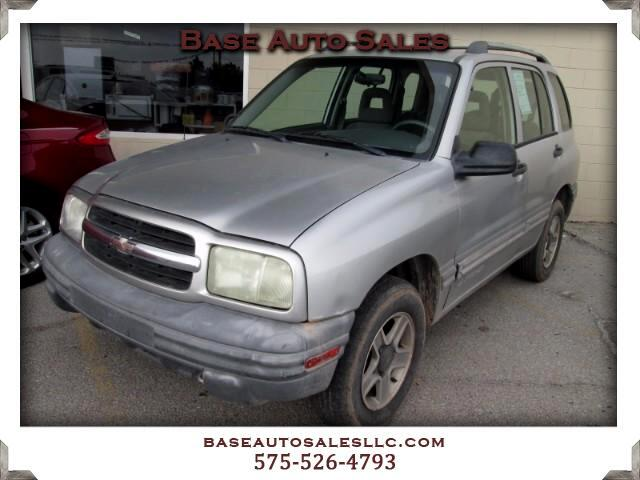 2002 Chevrolet Tracker 4-Door Hardtop 4WD