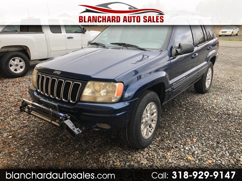 2002 Jeep Grand Cherokee 4dr Limited 4WD