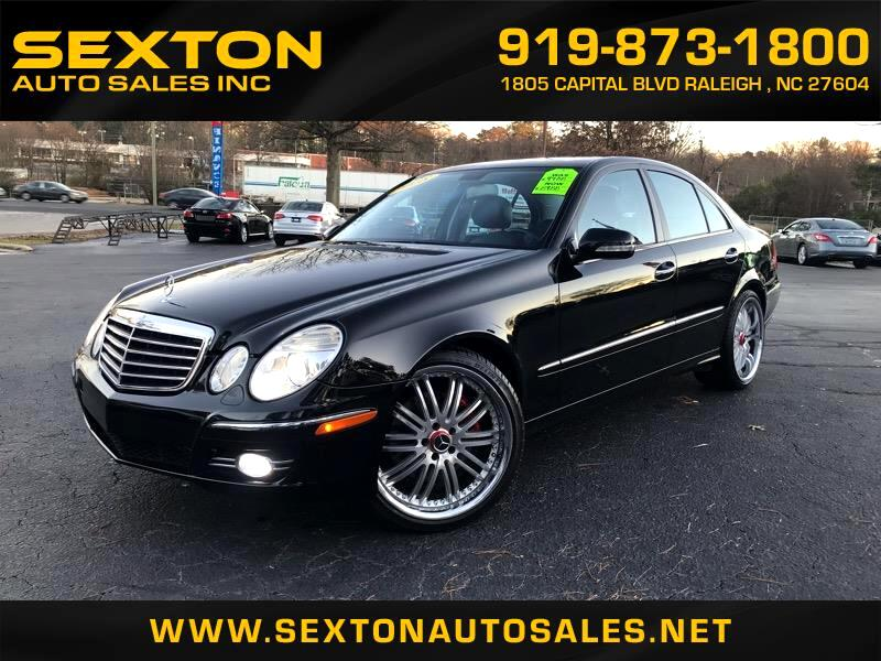 2008 Mercedes-Benz E350 Base