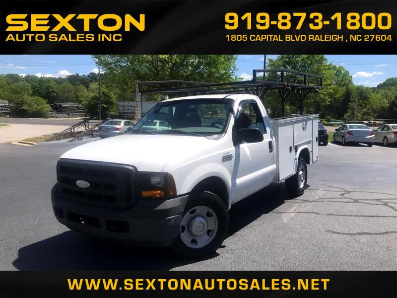 2007 Ford F-250 SD XL Reg. Cab 2WD